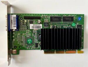 Vintage Nvidia TNT2 Pro 32mb 4X Agp Video Pwa-g4000pro