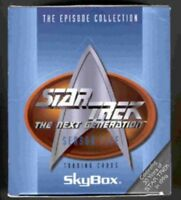 Star Trek The Next Generation Season 5 Trading Card Box