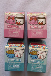 Smooshy Mushy Series 4 Besties Lot Of 4 NEW