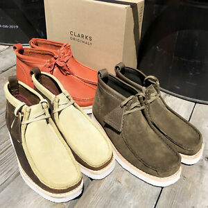 Clarks Originals Wallabee Hike Boots
