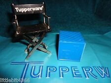 VINTAGE TUPPERWARE TUPPER TOY BUSY BLOCK REPLACEMENT BLUE LETTER P FOR PIG