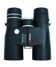 BRAUN Premium Fernglas 8x42 WP mit Nitrogenfüllung - inkl. Tasche ****