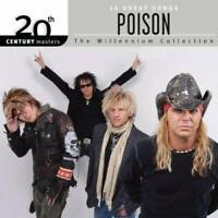 Millennium Collection - 20th Century Masters - Audio CD By Poison - VERY GOOD