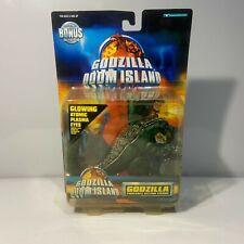 Trendmasters 1997 Godzilla Doom Island Figure