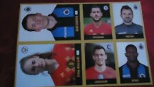 FOOT PANINI Pro League FOOTBALL 2018 2019 BELGIQUE VOETBAL EXTRA UPDATE STICKERS