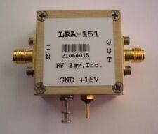 Amplificadores de microondas y RF para generadores y acondicionadores de señales