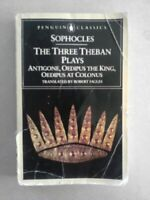 Sophocles - The Three Theban Plays