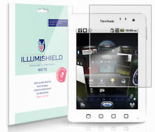 iLLumiShield Anti-Glare Matte Screen Protector 3x for Viewsonic ViewPad 7e