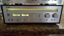 Yamaha CR-440 Natural Sound Vintage Stereo Amplifier GREAT CONDITION CORNER CHIP