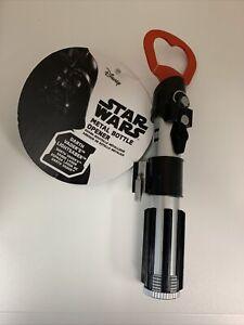 Funko Star Wars Smugglers Bounty Excl Metal Bottle Opener Darth Vader LIghtsaber