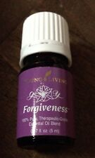 Young Living Essential Oils - FORGIVENESS - 5ml - New & Sealed