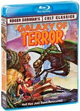 Galaxy of Terror (2010, Blu-ray New)