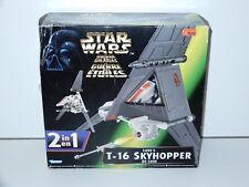 STAR WARS POTF2 SKYHOPPER MIB TRI-LOGO 1996 KENNER