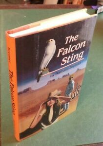 The Falcon Sting by Barbara Brenner (1988, Library Binding) - YA Fiction