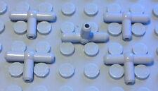 Lego Technic Pneumatik Schlauchverbinder new Grau 5 Stück               (830 DG)