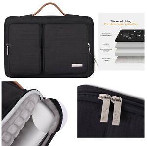 14'' Luxury Universal Laptop Bag/ Carry Case/ Sleeve Water & Shock Resistant