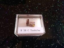 Toshiba n 58 C, Nagaoka JN 511, Nagaoka N 550 PUNTINA imitazione replica attualmente