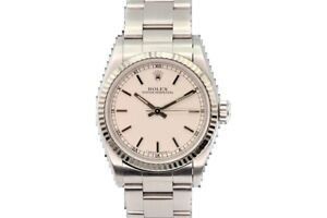 Rolex Oyster Perpetual 31 stainless steel 67514
