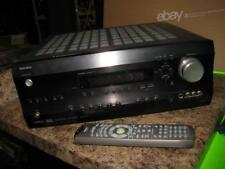 Integra AV Audio / Video 6.1 Channel Stereo Receiver Model DTR-5.4 with Remote