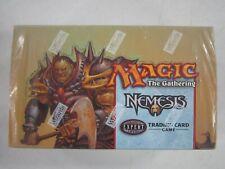 MTG NEMESIS BOOSTER BOX FACTORY SEALED ENGLISH MAGIC THE GATHERING