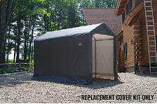 ShelterLogic Replacement Cover Kit 6x12x8 Gray 90502 802607 802608 for 70413