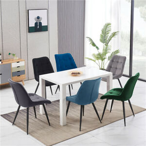 New Solid Wooden Dining Table and 6 Chairs Bench Set Home Kitchen Room Furniture