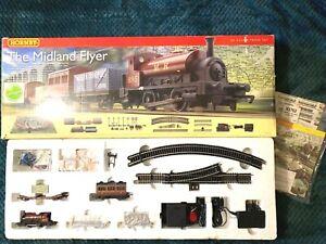 HORNBY The Midland Flyer 00 Gauge Train Set R1115