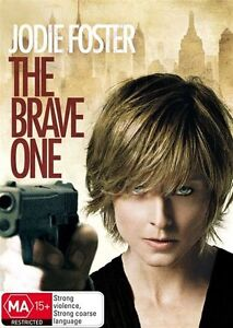 The Brave One - Jodie Foster DVD NEW SEALED (c2)