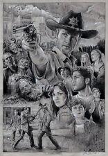 "127 The Walking Dead - TV Series Show Season 24""x35"" Poster"