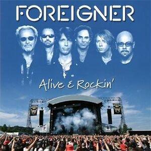 Foreigner - Alive & Rockin' (Live Recording, 2012) - 24HR POST