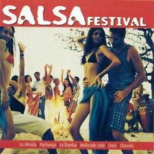 Latin Sampler Musik CD