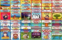 60 NEW EASY LITTLE LEVELED READERS GUIDED READING TEACHING PHONICS BOOK LOT