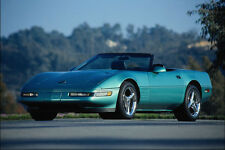 779047 1991 Corvette Convertible A4 Photo Print