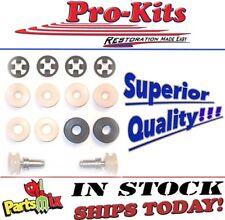 Mopar 66 67 68 69 70 Charger Roadrunner GTX Coronet Quarter Window Roller Kit