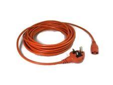 Sebo Evolution 300 350 450 Replacement Orange Flex Cord Lead Wire High Quality