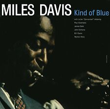 Miles Davis - Kind Of Blue - 180gram Vinyl LP *NEW & SEALED*