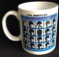 """The Beatles Mug""  ""A HARD DAYS NIGHT""  Album Pictured On Mug  - 11 Fluid Ounce"