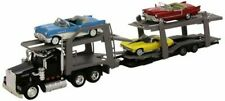 Camions miniatures noirs 1:43
