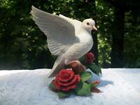 "Lenox ""93"" Limited Edition Fine Porcelain Christmas Dove Figurine"