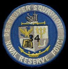 USN Destroyer Squadron DESRON 34 Patch Q-1