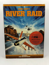 RIVER RAID by Activision/Ariola for Colecovision - German! - boxed!