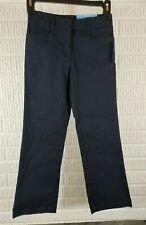 Nautica School Uniform Navy Blue Pants Girls Size 8R
