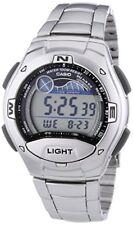 Reloj Digital Casio Para Hombre Colección Con Pulsera De Acero Inoxidable W-753D -1 Aves