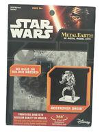 Fascinations Metal Earth - 3D Metal Model Kit - STAR WARS Destroyer Droid - New!