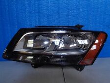 2013 AUDI Q5 LEFT HEADLIGHT HALOGEN