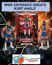 WWE Mattel Elite Entrance Greats - KURT ANGLE - Wrestling Action Figur Basic WCW