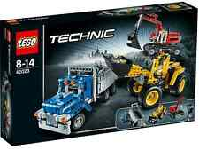 LEGO® Technic 42023 Baustellen-Set NEU OVP_ Construction Crew NEW MISB NRFB