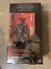 Star Wars Black Series 6 Inch Finn First Order Disguise #51