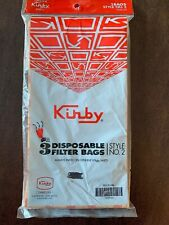 New KIRBY 3 Pack Style 2 Heritage 1 HD PART # 19068103 SEALED