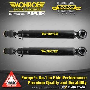 Pair Rear Monroe Reflex Shock Absorbers for HONDA ACCORD Euro 2.4L Sedan 6/03-07
